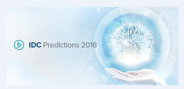 IDC Research España Predictions 2018