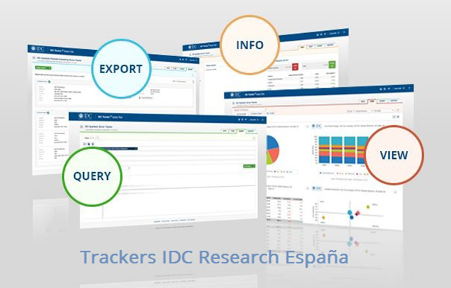 Trackers IDC Research España