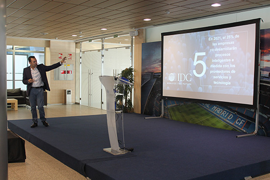 Emilio Castellote IDC Research España