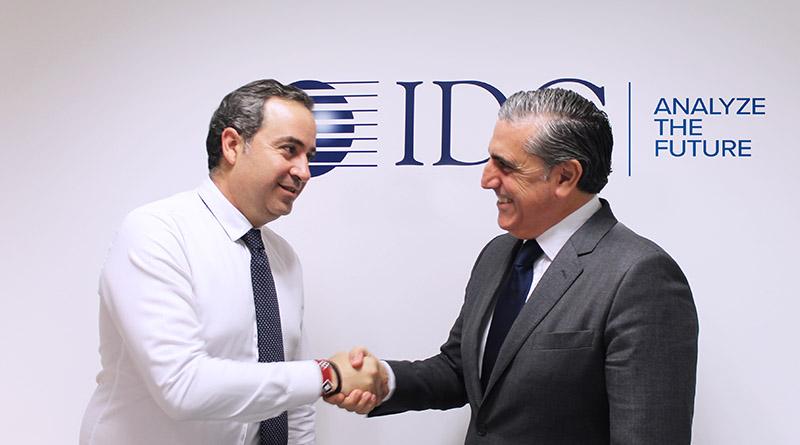 Jorge Gil y José Antonio Cano IDC Research España