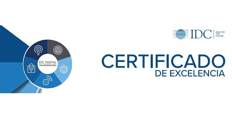 Sello de Excelencia de Transformación Digital_IDC Research España