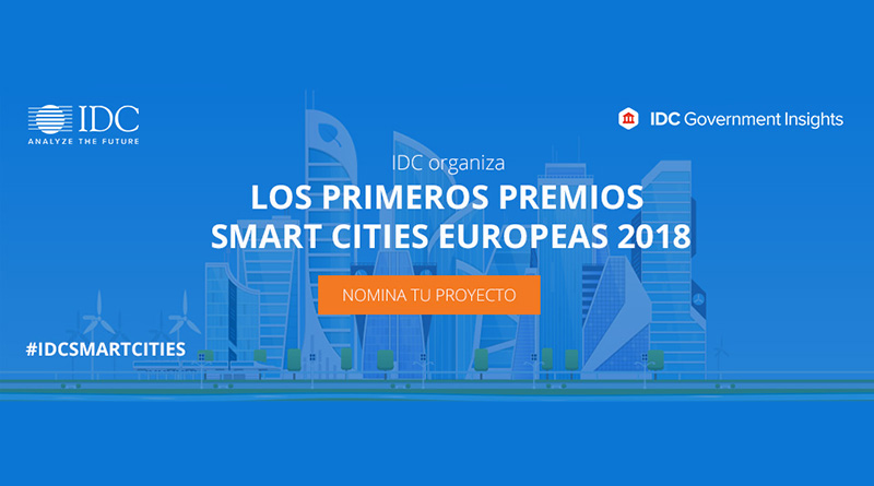 Premios Smart Cities Europeas_IDC