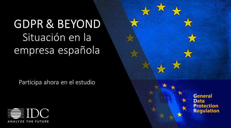 Encuesta GDPR_IDC Research España