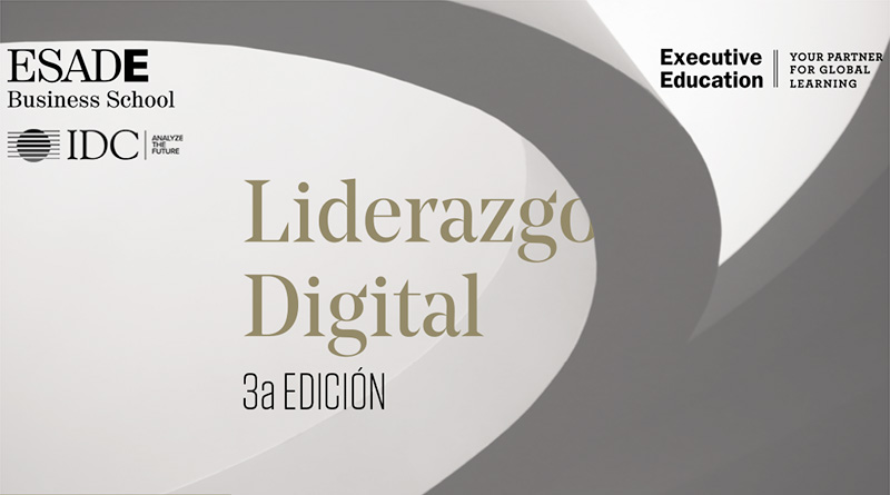 Liderazgo digital 3a Edición_IDC & ESADE