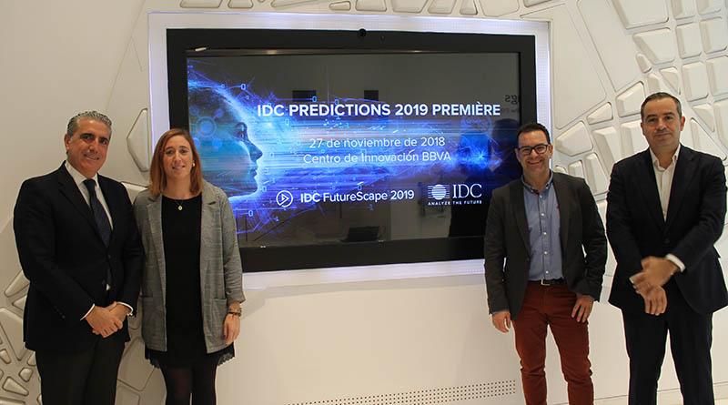 Analistas Première IDC Predictions 2019