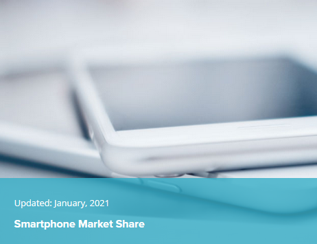smartphone market share IDC